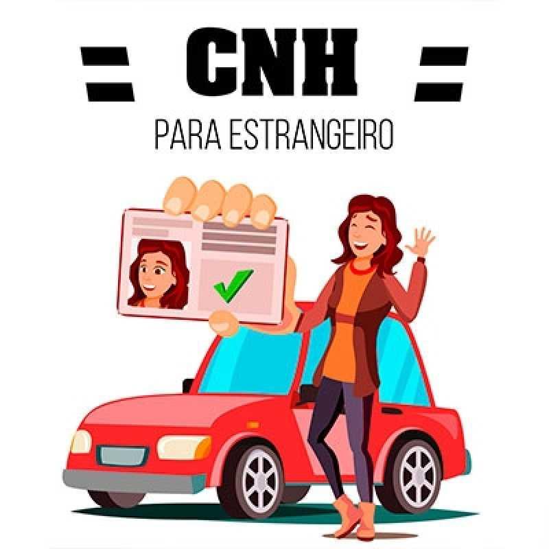 Carteira Motorista para Estrangeiro Vila Andrade - Carteira de Motorista Definitiva