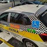 carteira de motorista letra b mensais Chácara Santo Antônio