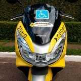 carteira de motorista para moto