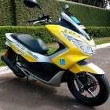 cnh especial moto Pinheiros