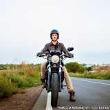 escola para carteira de habilitação moto Santa Cruz