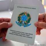 orçamento carteira internacional de motorista Jardim Paulista